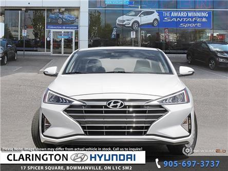 2020 Hyundai Elantra Preferred w/Sun & Safety Package (Stk: 19905) in Clarington - Image 2 of 24