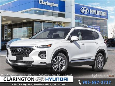 2020 Hyundai Santa Fe Preferred 2.0 w/Sun & Leather Package (Stk: 19890) in Clarington - Image 1 of 10