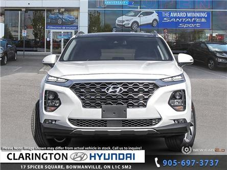 2020 Hyundai Santa Fe Preferred 2.0 w/Sun & Leather Package (Stk: 19890) in Clarington - Image 2 of 10
