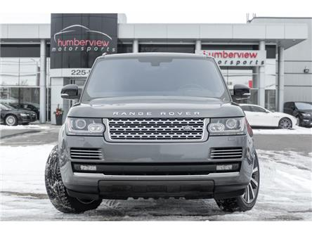 2016 Land Rover Range Rover 5.0L V8 Supercharged Autobiography (Stk: 69530) in Mississauga - Image 2 of 26