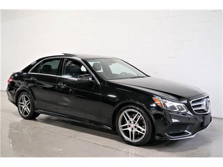 2016 Mercedes-Benz E-Class Base (Stk: 275936) in Vaughan - Image 1 of 28