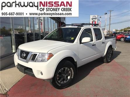 2018 Nissan Frontier  (Stk: N1547) in Hamilton - Image 1 of 12