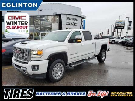 2019 GMC Sierra 2500HD Denali (Stk: KF258303) in Mississauga - Image 1 of 21