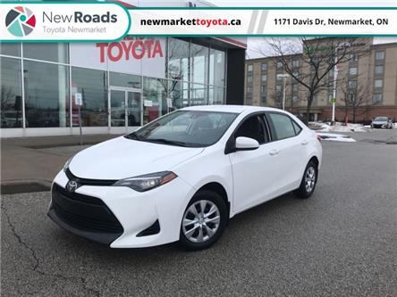 2017 Toyota Corolla CE (Stk: 347811) in Newmarket - Image 1 of 21