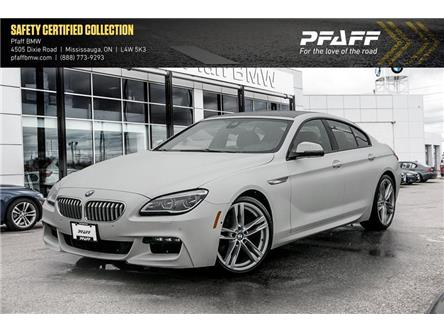 2016 BMW 650i xDrive Gran Coupe (Stk: 23024A) in Mississauga - Image 1 of 22