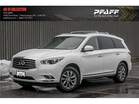 2014 Infiniti QX60 Base (Stk: 23183A) in Mississauga - Image 1 of 21