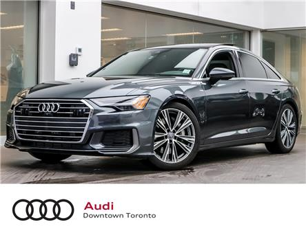 2019 Audi A6 55 Technik (Stk: P3571) in Toronto - Image 1 of 23