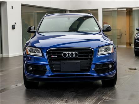 2017 Audi SQ5 3.0T Dynamic Edition (Stk: P3607) in Toronto - Image 2 of 22