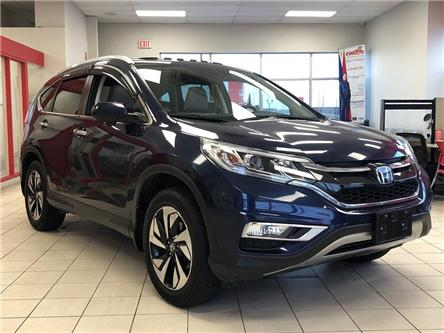 2016 Honda CR-V Touring (Stk: 58320A) in Scarborough - Image 1 of 22