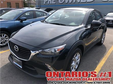 2017 Mazda CX-3 GS (Stk: 82186A) in Toronto - Image 1 of 21
