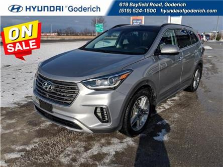 2018 Hyundai Santa Fe XL Ultimate with Saddle Interior (Stk: 80321) in Goderich - Image 1 of 16