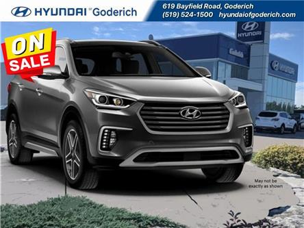 2018 Hyundai Santa Fe XL Luxury (Stk: 80049) in Goderich - Image 1 of 10