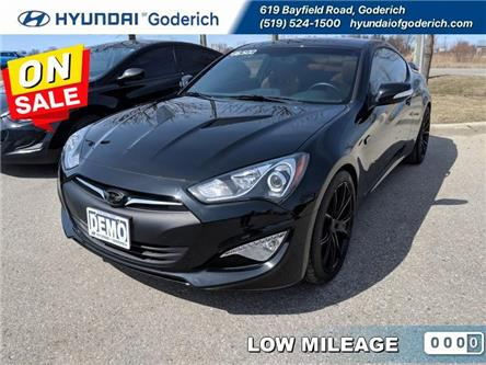 2016 Hyundai Genesis Coupe 3.8 GT (Stk: 60102) in Goderich - Image 1 of 17