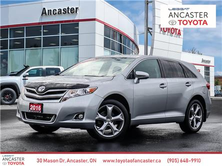 2016 Toyota Venza Base V6 (Stk: P184) in Ancaster - Image 1 of 26