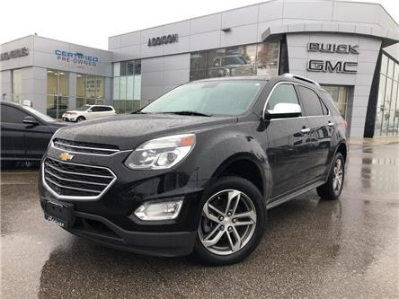 2017 Chevrolet Equinox Premier (Stk: U302990) in Mississauga - Image 1 of 21