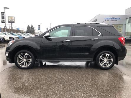 2017 Chevrolet Equinox Premier (Stk: U302990) in Mississauga - Image 2 of 21