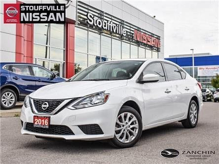 2016 Nissan Sentra 1.8 SV (Stk: 19R099A) in Stouffville - Image 1 of 50