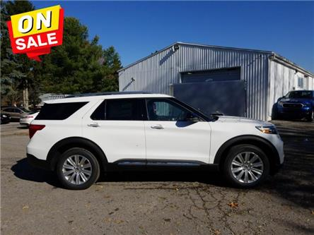 2020 Ford Explorer Limited (Stk: IEX9182) in Uxbridge - Image 1 of 14