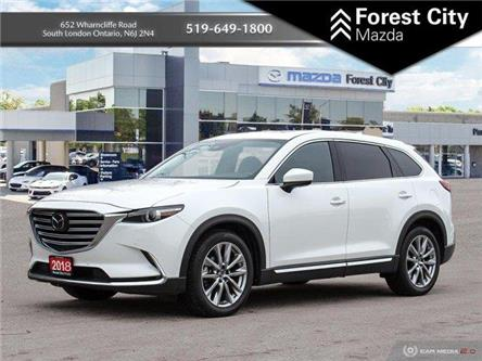2018 Mazda CX-9 GT (Stk: MT0075) in London - Image 1 of 25