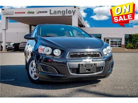 2014 Chevrolet Sonic LS Auto (Stk: EE910990A) in Surrey - Image 1 of 25
