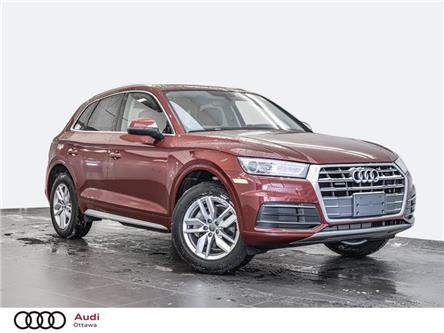 2018 Audi Q5 2.0T Komfort (Stk: PA637) in Ottawa - Image 1 of 19