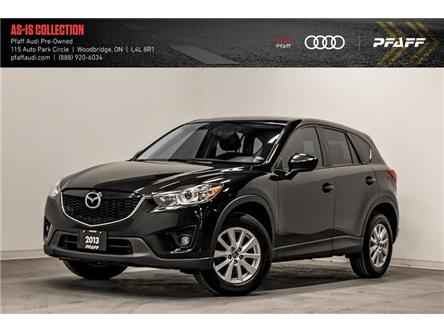2013 Mazda CX-5 GS (Stk: C7210A) in Woodbridge - Image 1 of 22