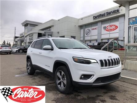2019 Jeep Cherokee Limited (Stk: 100957K) in Calgary - Image 1 of 29