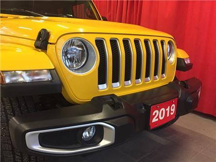 2019 Jeep Wrangler Unlimited Sahara (Stk: BB0514) in Listowel - Image 2 of 13