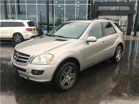 2007 Mercedes-Benz M-Class Base (Stk: 39280B) in Kitchener - Image 1 of 7