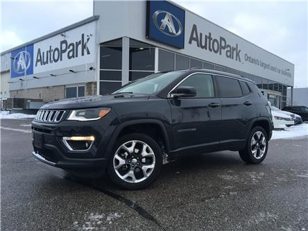 2018 Jeep Compass Limited (Stk: 18-17359RJB) in Barrie - Image 1 of 29