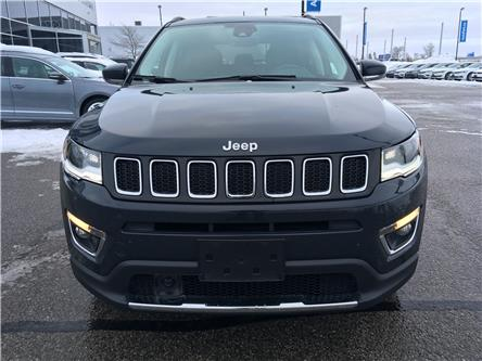 2018 Jeep Compass Limited (Stk: 18-17359RJB) in Barrie - Image 2 of 29