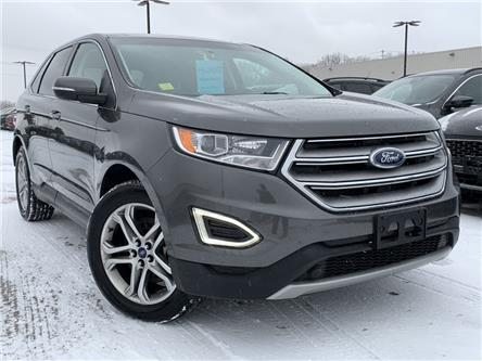 2016 Ford Edge Titanium (Stk: 19RT41A) in Midland - Image 1 of 19