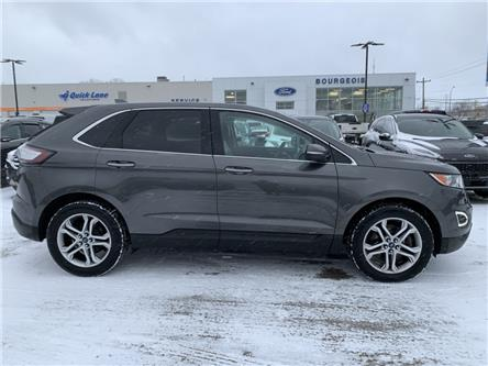 2016 Ford Edge Titanium (Stk: 19RT41A) in Midland - Image 2 of 19