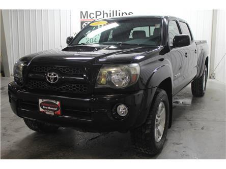 2011 Toyota Tacoma V6 (Stk: X047930A) in Winnipeg - Image 1 of 23