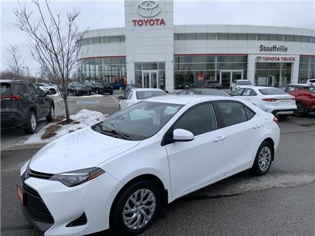 2017 Toyota Corolla LE (Stk: P2008) in Whitchurch-Stouffville - Image 2 of 9