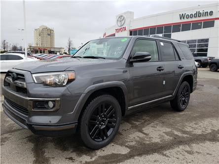 2020 Toyota 4Runner Base (Stk: 20-372) in Etobicoke - Image 1 of 24