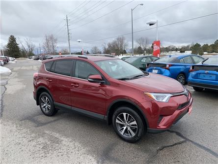 2018 Toyota RAV4 LE (Stk: P2014) in Whitchurch-Stouffville - Image 2 of 10