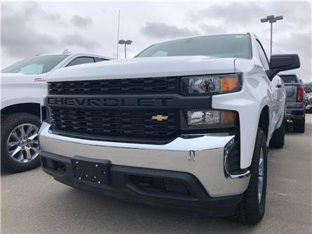 2019 Chevrolet Silverado 1500 Work Truck (Stk: 83777) in Exeter - Image 1 of 9