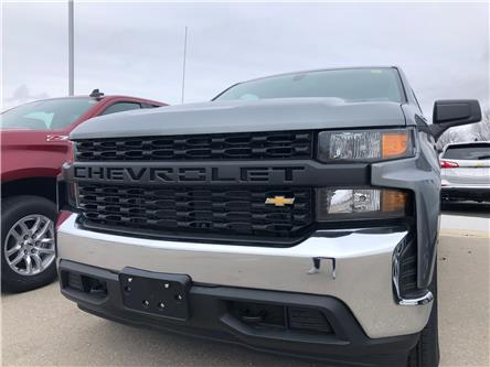 2019 Chevrolet Silverado 1500 Work Truck (Stk: 84605) in Exeter - Image 1 of 9