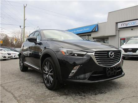 2018 Mazda CX-3 GT (Stk: 191837) in Kingston - Image 1 of 13