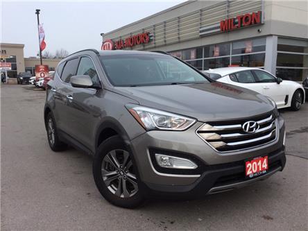 2014 Hyundai Santa Fe Sport  (Stk: P0144) in Milton - Image 1 of 17