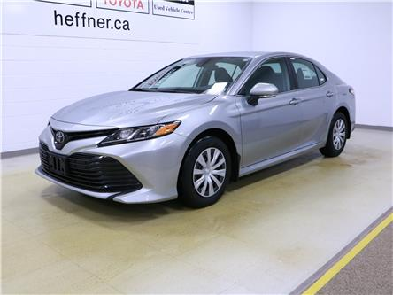 2020 Toyota Camry LE (Stk: 200630) in Kitchener - Image 1 of 5