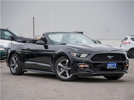 2017 Ford Mustang V6 (Stk: 19MU796T) in St. Catharines - Image 1 of 18