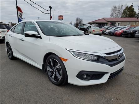 2017 Honda Civic Touring (Stk: ) in Kemptville - Image 1 of 20