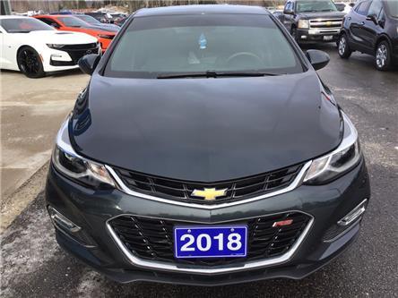 2018 Chevrolet Cruze LT Manual (Stk: UC37629) in Haliburton - Image 2 of 12