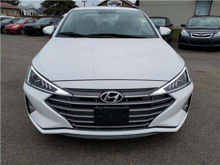 2020 Hyundai Elantra Preferred w/Sun & Safety Package (Stk: ) in Kemptville - Image 2 of 17