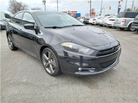2013 Dodge Dart SXT/Rallye (Stk: ) in Kemptville - Image 1 of 17