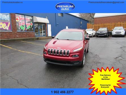 2014 Jeep Cherokee Sport (Stk: 164335) in Dartmouth - Image 1 of 23
