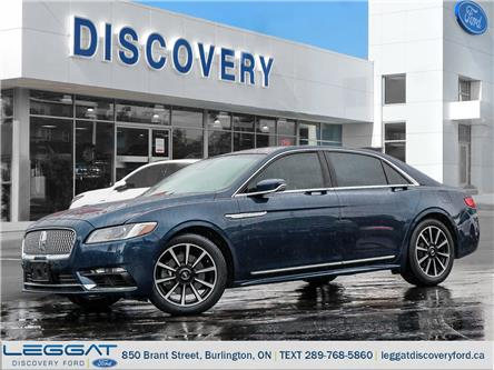 2017 Lincoln Continental Reserve (Stk: 17-11533-G) in Burlington - Image 1 of 30