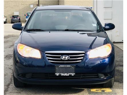 2010 Hyundai Elantra GL (Stk: 8176H) in Markham - Image 2 of 18